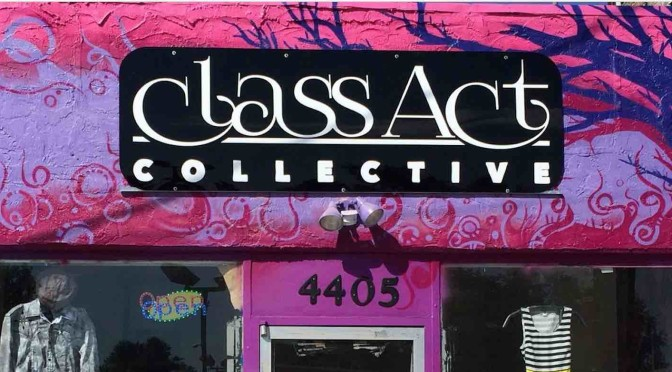 Spring Fashion Market Designers: Class Act Collective