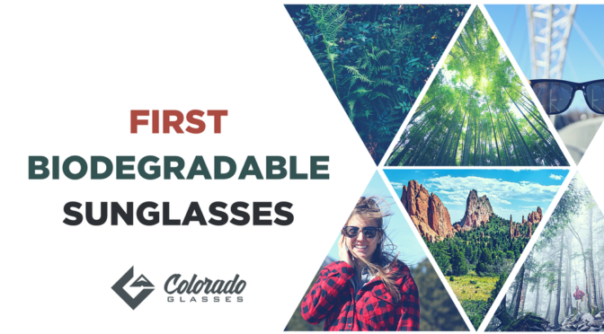 My friends at Colorado Glasses are excited to help raise the standard on sunglasses!