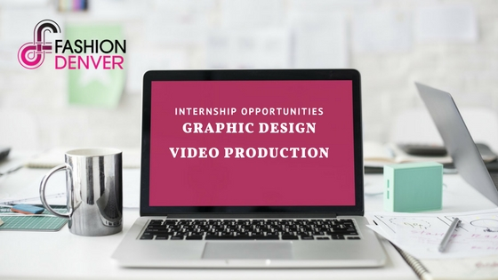 Graphic Design and Video Internships Available for Spring 2018